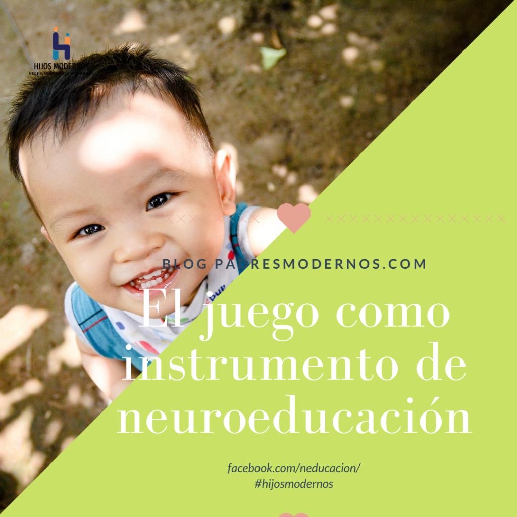 El juego como instrumento de neuroeducación