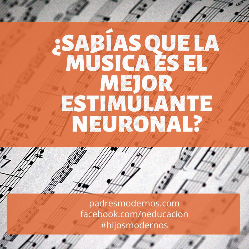 musica y neuronas